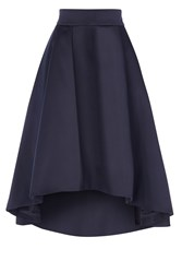 Coast Deborah High Low Skirt Navy