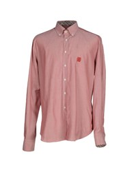 Daks London Shirts Pastel Pink