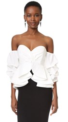 One By Stylekeepers Reveal And Conceal Off Shoulder Top Ivory