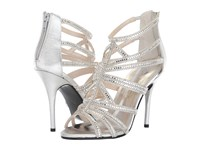 Caparros Oh My Silver Metallic Shoes