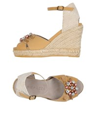 Apepazza Sandals Camel