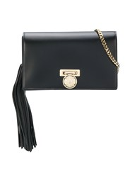 Balmain Mini Bbox Clutch Black