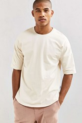 Publish Noah Drop Shoulder Tee Tan