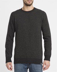 Element Dark Grey Kayden Wool Blend Sweatshirt