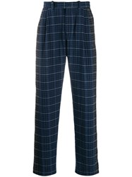 Stephan Schneider Sears Trousers Blue