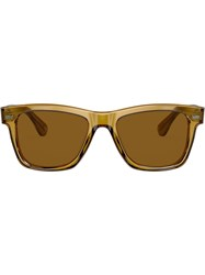 Oliver Peoples Sun Sunglasses Yellow
