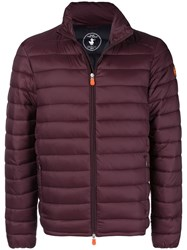 Save The Duck D3243m Giga7 Padded Jacket Pink And Purple