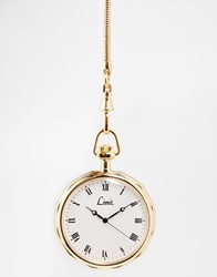 Limit Gold Pocket Watch