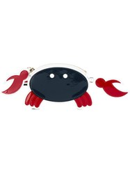 Thom Browne Crab Coin Purse Red