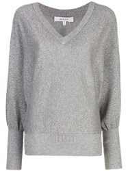 Milly Long Sleeve Fitted Sweater 60