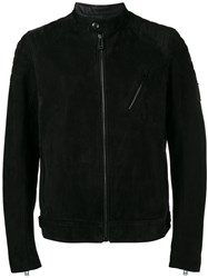 Belstaff Soft Biker Jacket Black