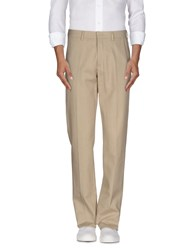Trussardi Trousers Casual Trousers Men Beige