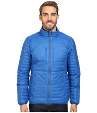 Kuhl Spyfire Jacket Lake Blue Men's Coat