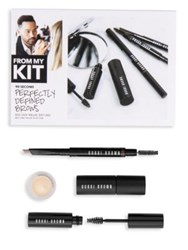 Bobbi Brown 90 Second Perfectly Defined Brows Saddle Blonde Mahogany