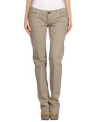 Two Women In The World Denim Pants Grey