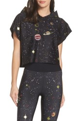 Ultracor Sparrow Galaxy Hoodie Nero Matte Gold