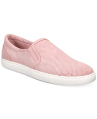 Bar Iii Men's Brant Slip On Sneakers Created For Macy's Men's Shoes Pink