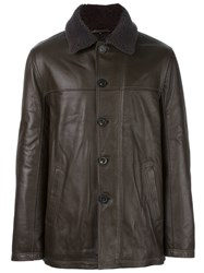 Desa 1972 'Mastice' Jacket Brown