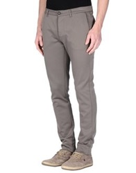 Obvious Basic By Paolo Pecora Casual Pants Khaki