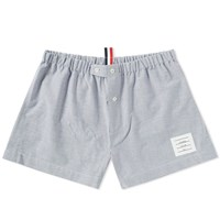 Thom Browne Oxford Boxer Short Blue