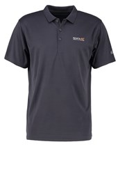 Regatta Maverik Iii Polo Shirt Seal Grey Dark Grey