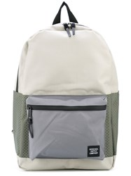 Herschel Supply Co. 'Settlement' Backpack Men Polyester One Size Nude Neutrals