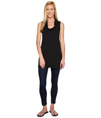 Fig Clothing Tuc Top Black Women's