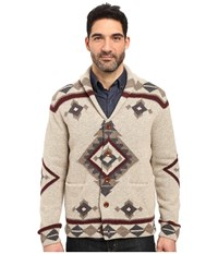 Lucky Brand Fireside Shawl Cardigan Sweater Multi Men's Sweater