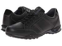 Allrounder By Mephisto Takino Tex Black Rookie Men's Lace Up Casual Shoes