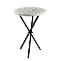 Fornasetti Cortile Table 36Cm Dia.