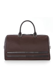 Ted Baker Tanclan Nylon Holdall Chocolate