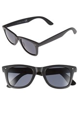 Men's Topman 48Mm Matte Retro Sunglasses