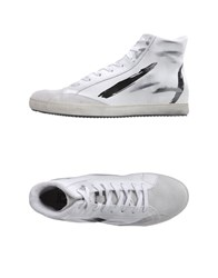 Cult Footwear High Tops And Trainers Women White