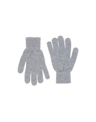 Scotch And Soda Gloves Light Grey