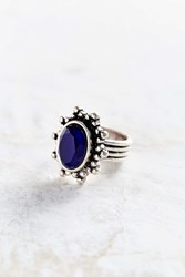 Urban Outfitters Moodburst Statement Ring Silver