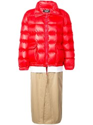 Undercover Layered Padded Coat