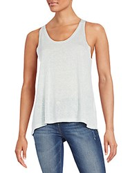 Project Social T Weaver Tank Sea Breeze