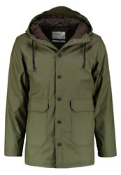 Kilt Heritage Waterproof Jacket Military Green Khaki