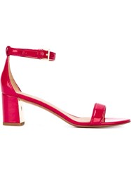 Tory Burch 'Cecile' Sandals Pink And Purple