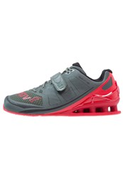 Inov 8 Inov8 Fastlift 325 Sports Shoes Dark Green Red