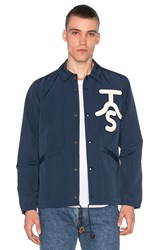 The Hill Side Ueno Jacket Navy