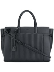 Zadig And Voltaire Large Candide Tote Black