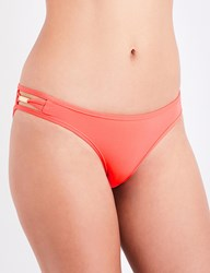 Jets By Jessika Allen Jetset Cross Bikini Bottoms Nectar