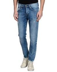 Pence Denim Denim Trousers Men