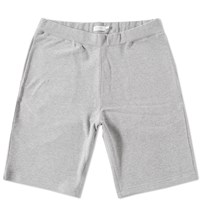 Sunspel Loopback Sweat Short Grey