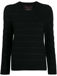 Marc Jacobs Sofia Loves The Glam Sweater Black