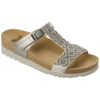 Scholl Astrelle T Bar Sandals Metallic