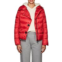 Rossignol Kiss Down Puffer Jacket Red