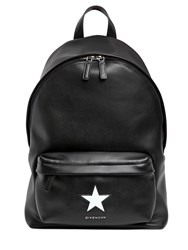 Givenchy Small Smooth Leather Backpack With Star