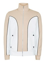 Topman Design Stone And Off White Track Top